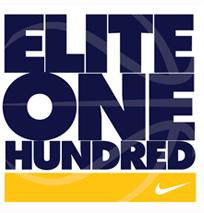 2012 Nike Elite 100 Camp Athletes First player Alonzo Trier and Omega Harris