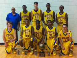 Athletes First 14's Capture 2012  MAYB National Championship