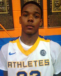 Athletes First Omega Harris selected to attend 2012 Nike Elite 100 Camp